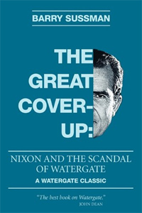 an analysis of a book on the watergate scandal Seen from this perspective, the watergate scandal that began the following month was less a public battle with congress or the democratic party than an.